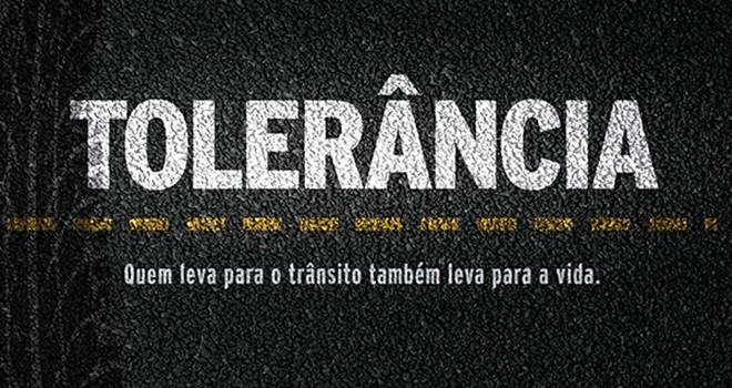 Tolerância SEST SENAT campanha